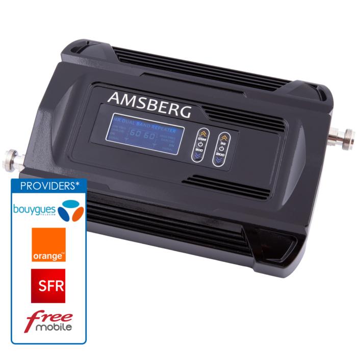 Repeteur GSM Amsberg