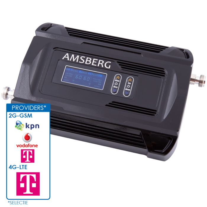 Amsberg GSM LTE Repeater