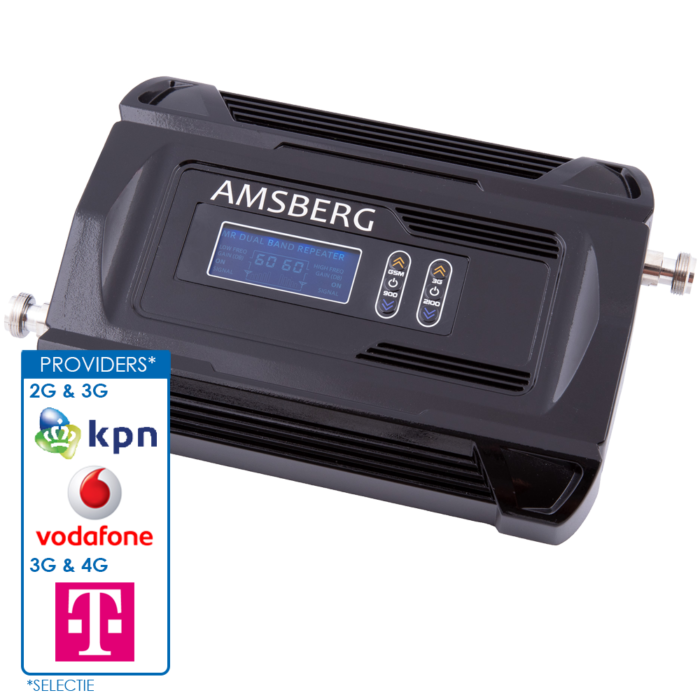 Amsberg GSM UMTS LTE Repeater